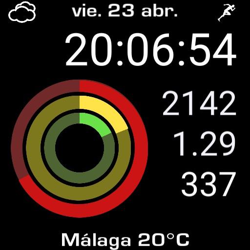 Apple Watch mod. oppo