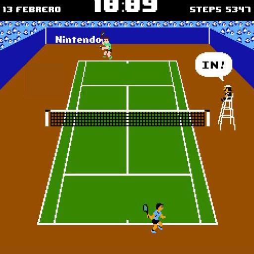 Nes Tennis  miWatch