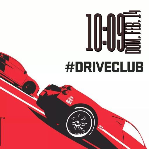 Driveclub iWatch