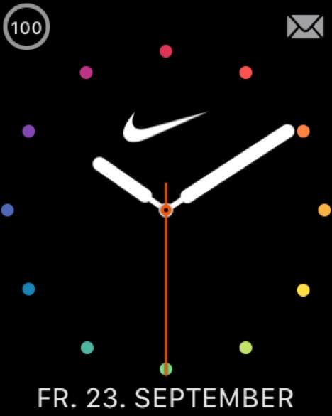 Minimal Nike