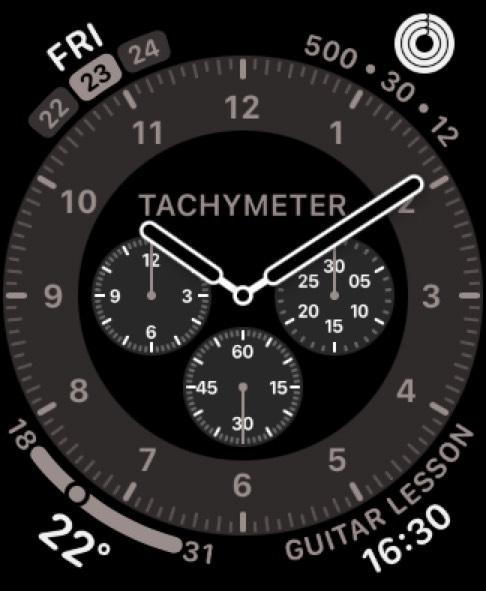 essential chrono