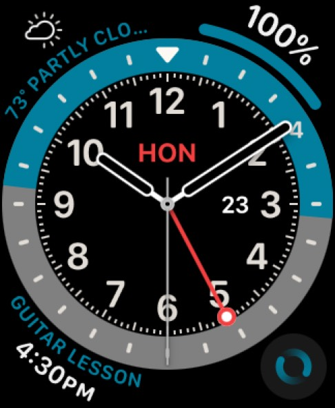 Gmt face