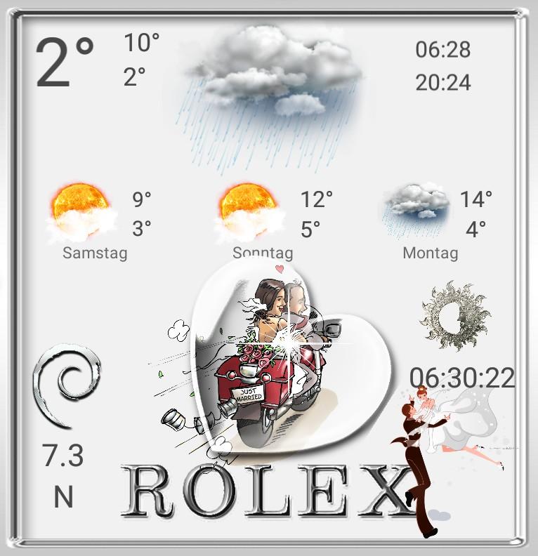R...x Wetter Hochzeitstag  Bike