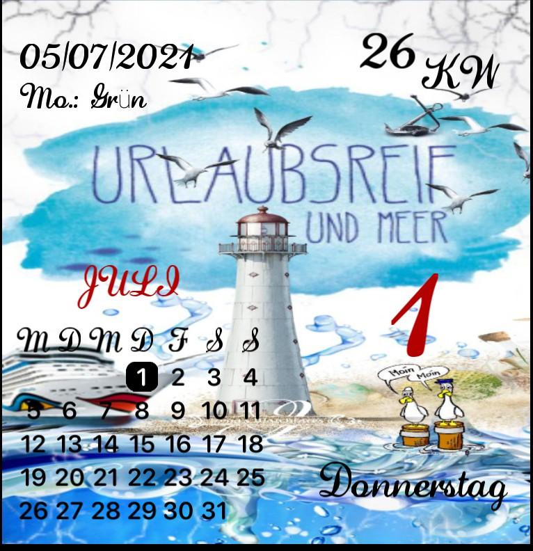 Kalender Kuestenkind 17