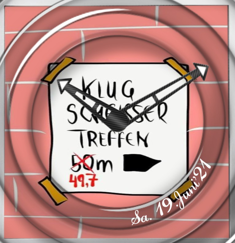 Clock Comic Tag