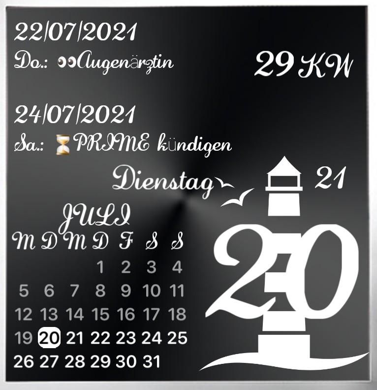 Kalender Lighthouse