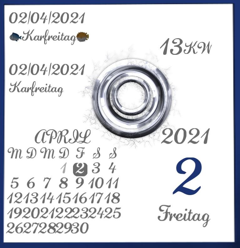 Kalender Design 1466