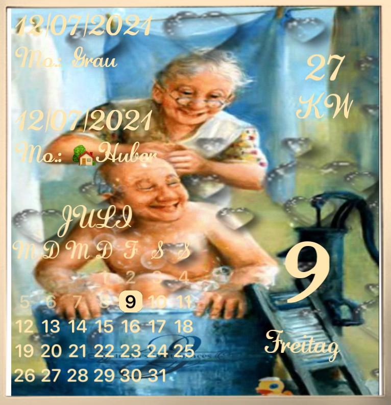 Kalender Golden fun Love