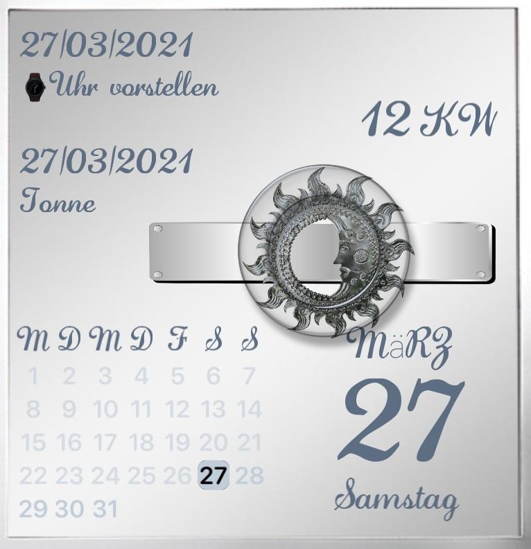 Kalender Design 1465