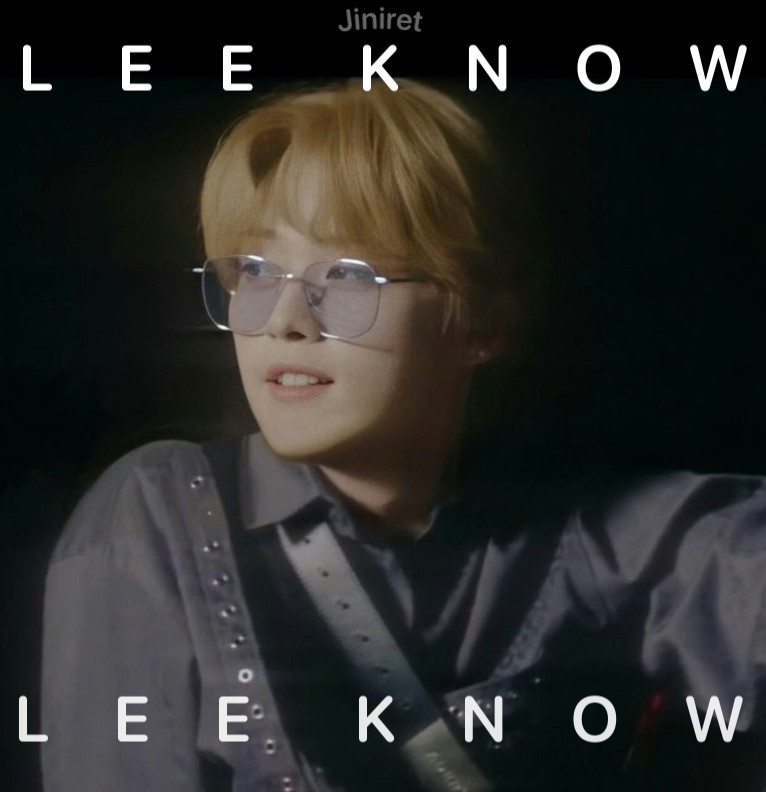 Lee know