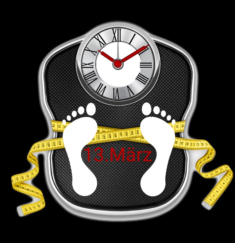 Clock Serie Waage