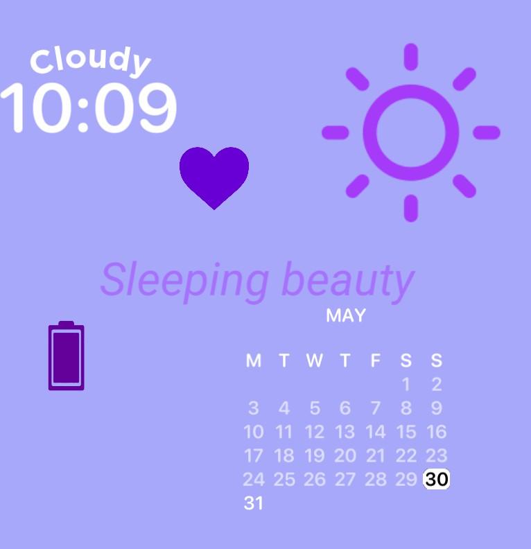 Sleeping beatay