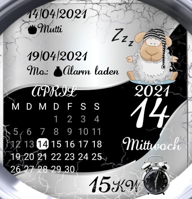 Kalender gross Sleep Sheep