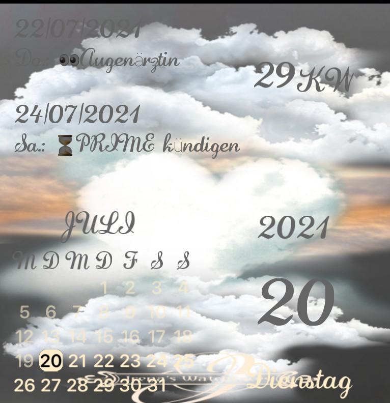 Kalender Love in Heaven