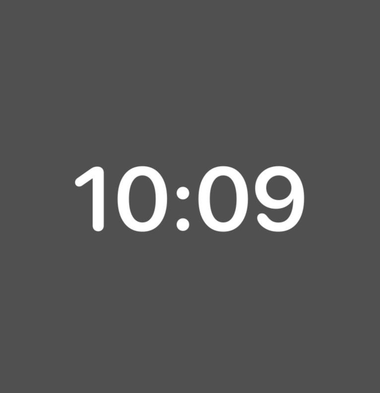 Reloj Anlogico