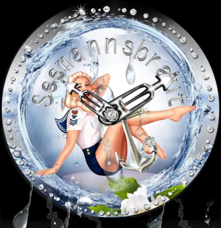 Clock 1 Seemannsbraut Luxus