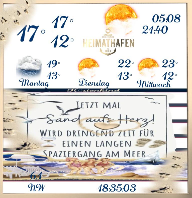 Wetter Kuestenkind  11