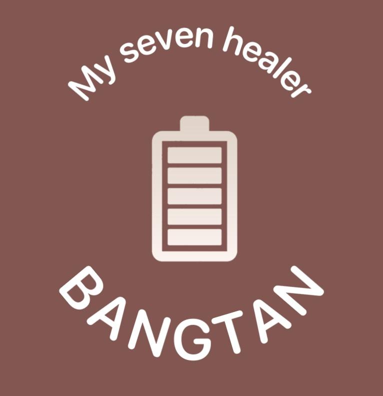 my seven healer bangtan