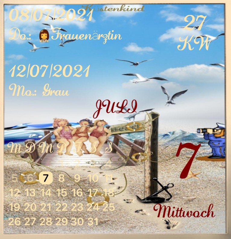 Kalender Kuestenkind 19