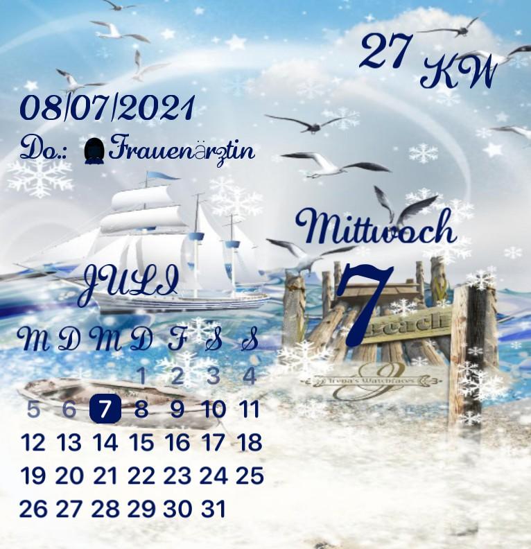 Kalender Kuestenkind 20 Winter