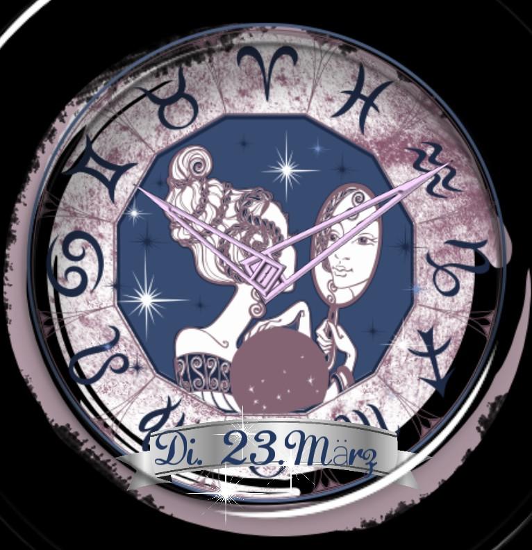 Clock Zwillinge