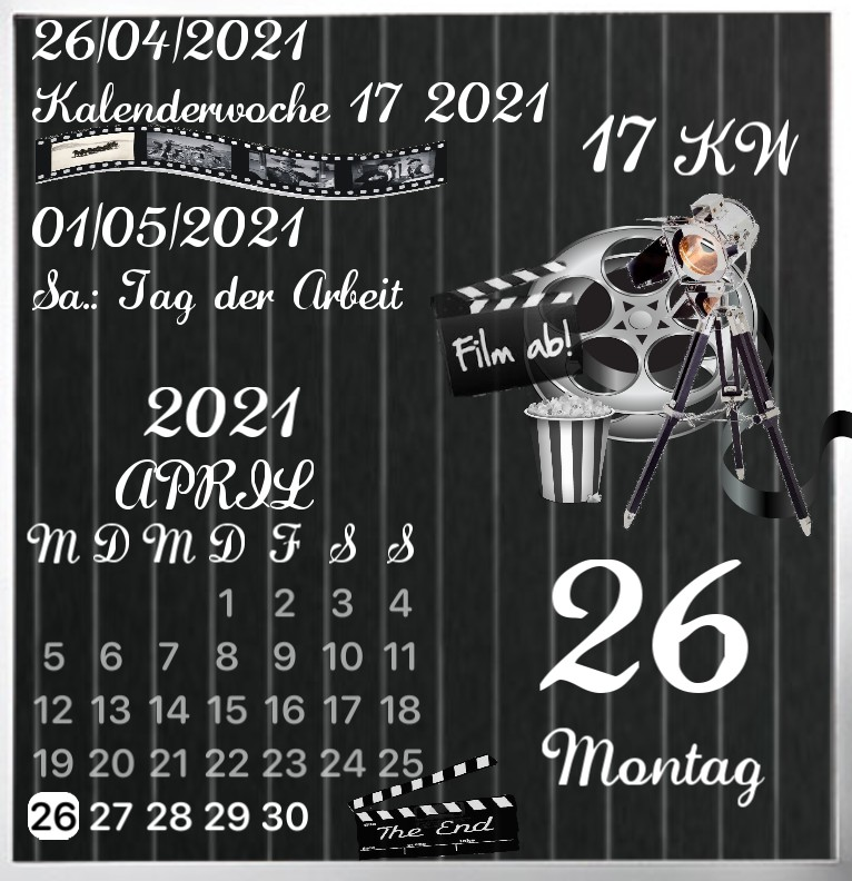 Kalender Cinema