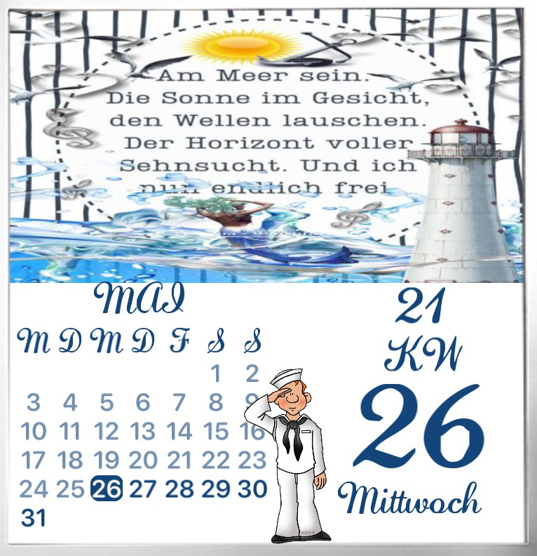 Kalender Kuestenkind  7