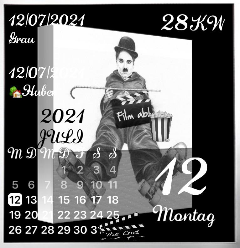 Kalender Charlie Chaplin