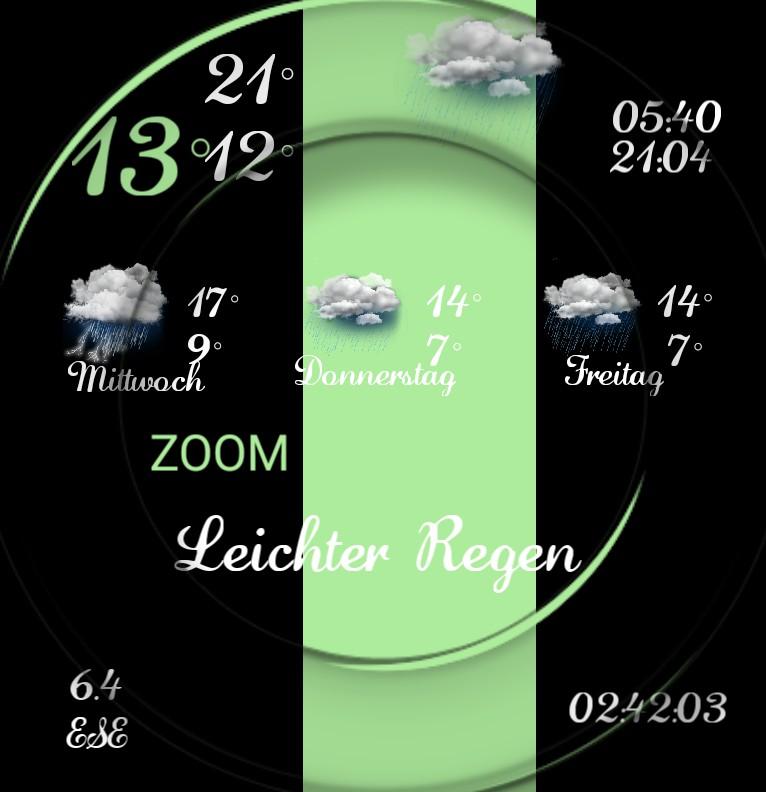 Wetter Design 1473