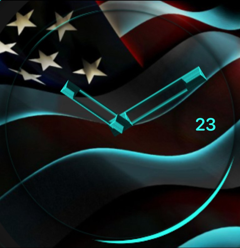 Clock American