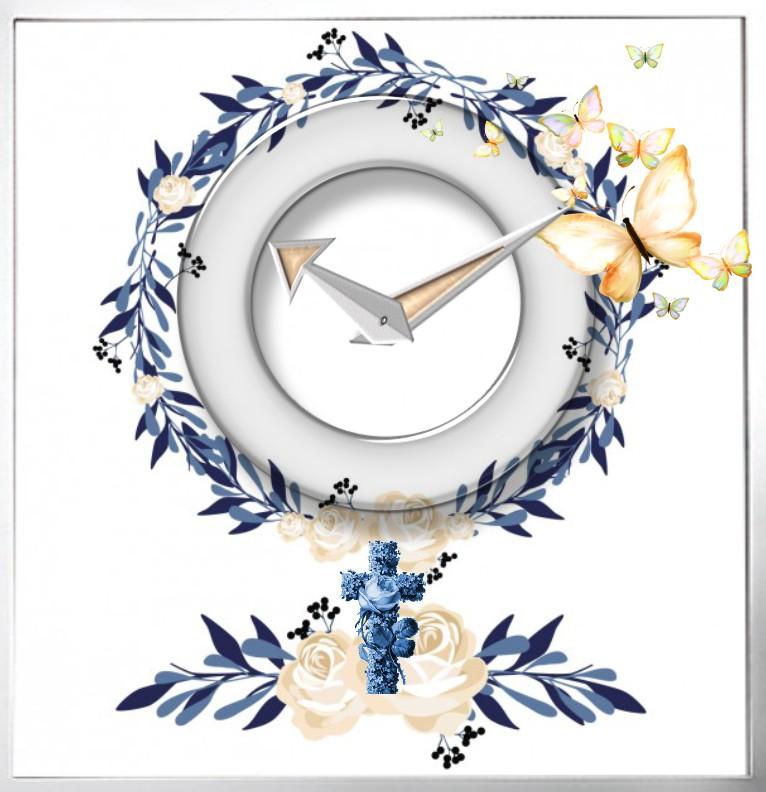 Clock Pfingsten  1