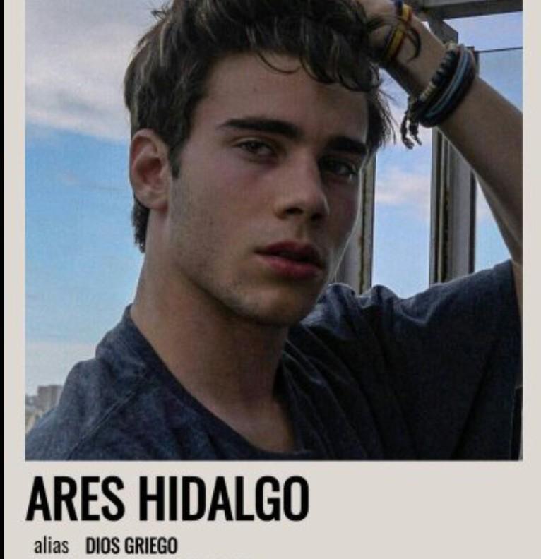 ares hidalgo
