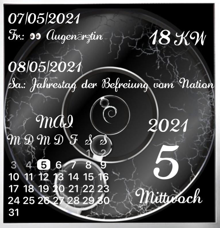 Kalender Marmor