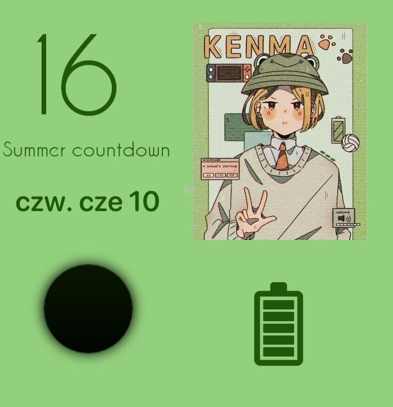 kenma widget