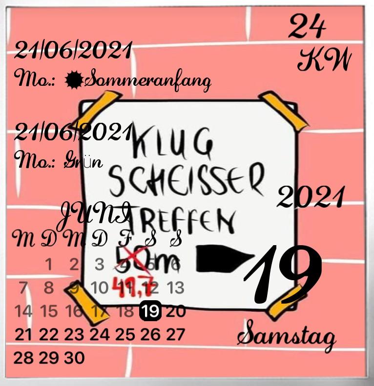 Kalender Comic Tag