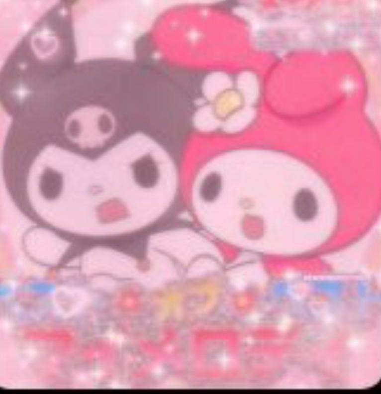 melody and kuromi