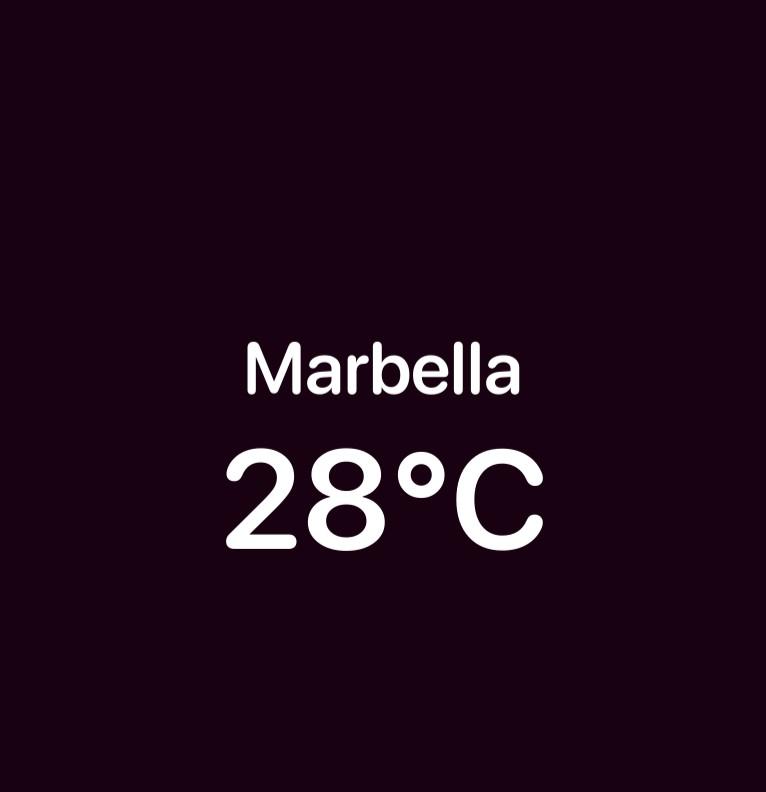 Spain, Marbella