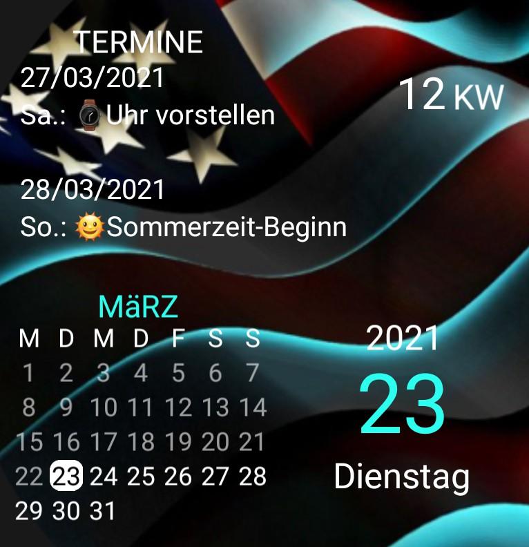 Kalender American