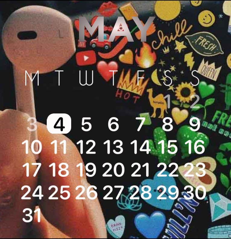 Date and Month