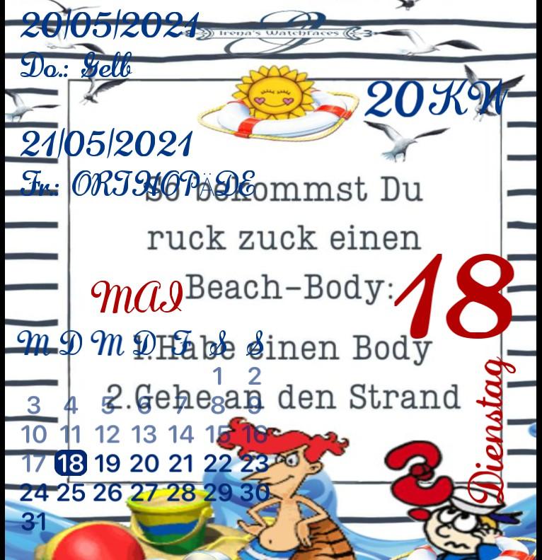 Kalender Kuestenkind 6