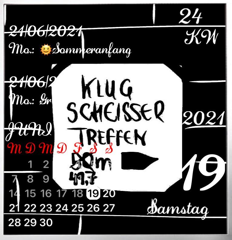 Kalender Comic Nacht