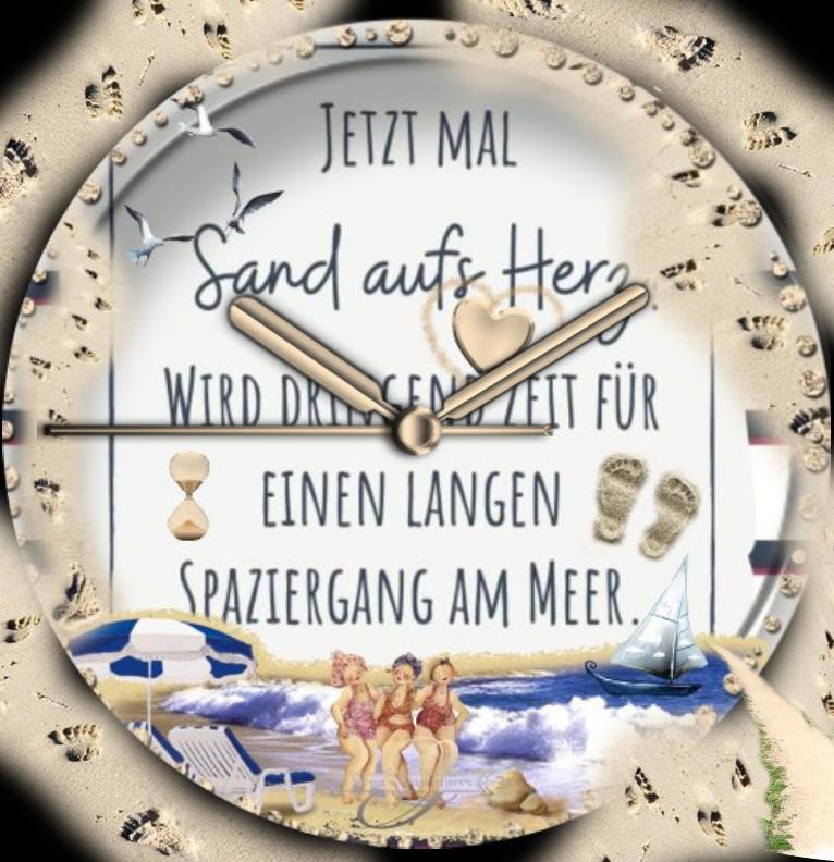 Clock 1 Kuestenkind 11