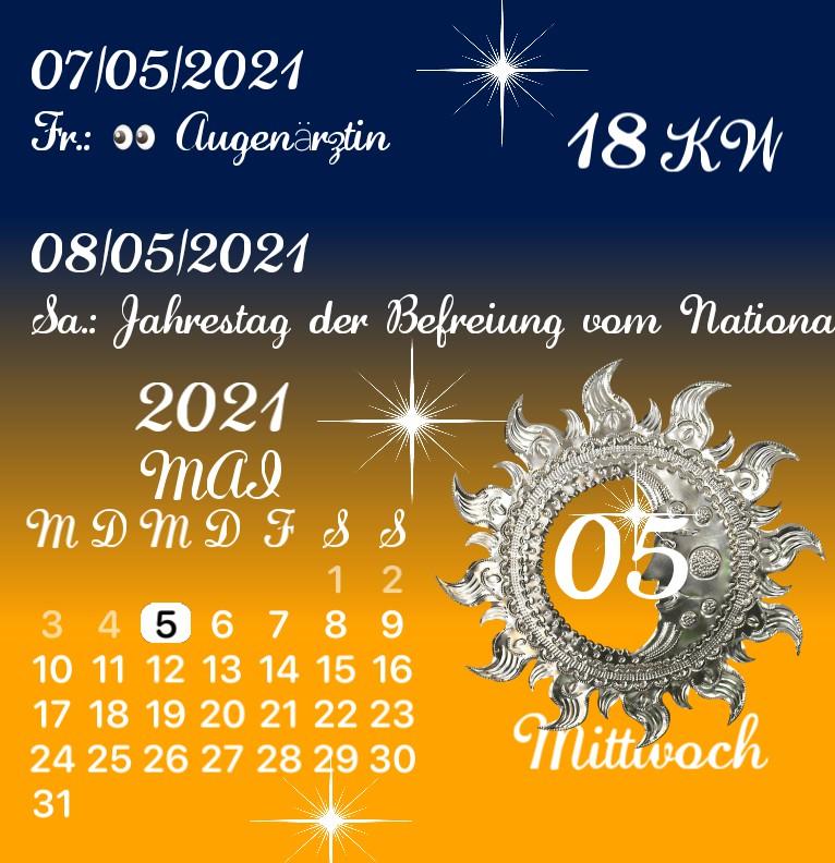 Kalender Sonnenmond