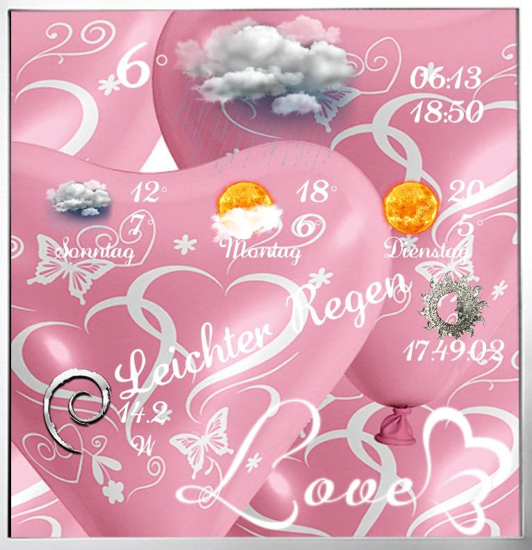 Wetter Lovetime