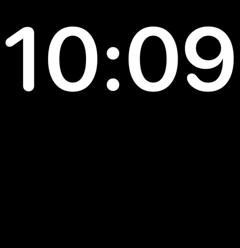 aarp  clock