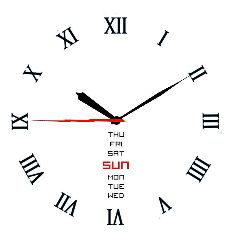 clock analog roman Copy