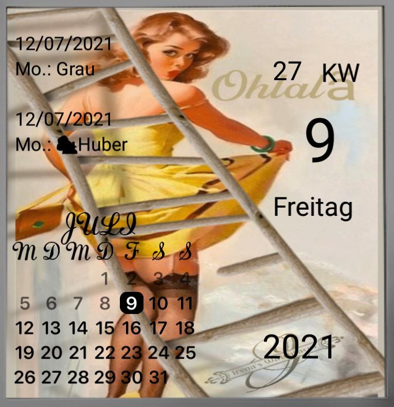 Kalender Ohlala