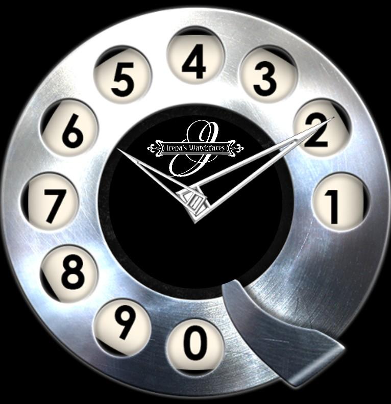 Clock Telefon