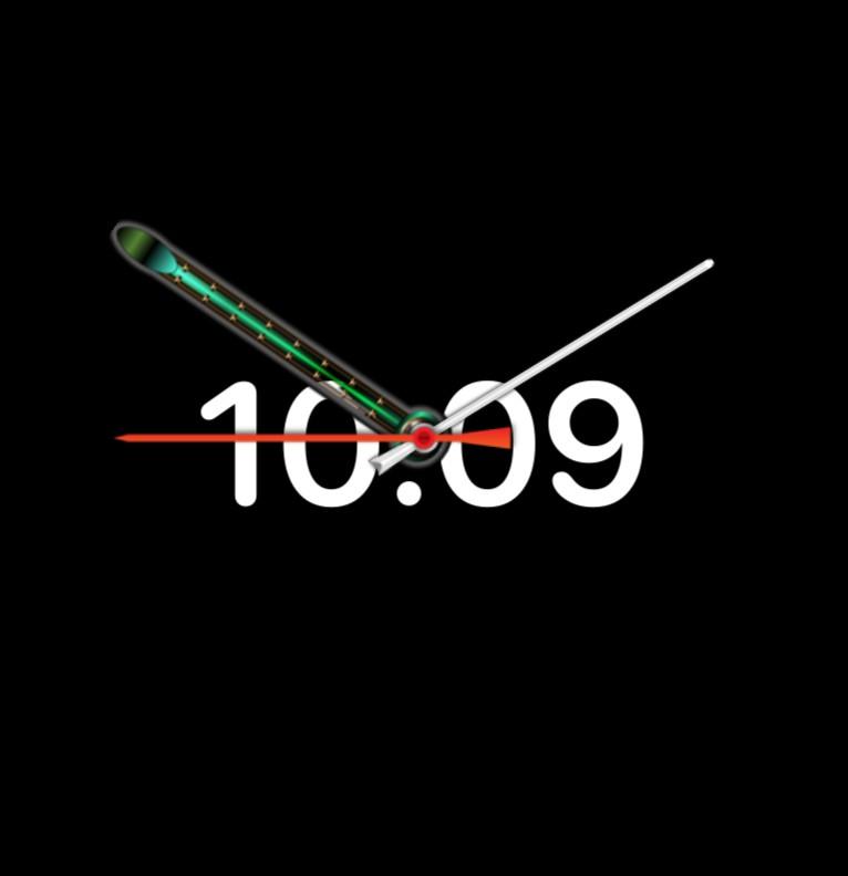Analog Clock and Digital Clock