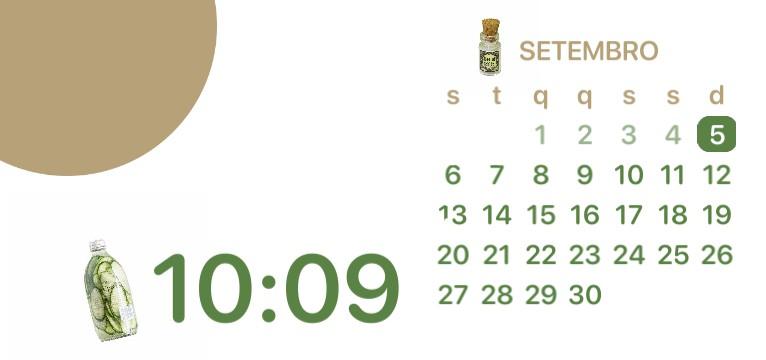 soft calendar . .